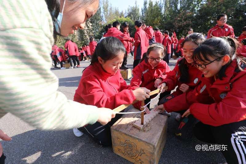 杨凌邰城实验学校:实践教育的先行者