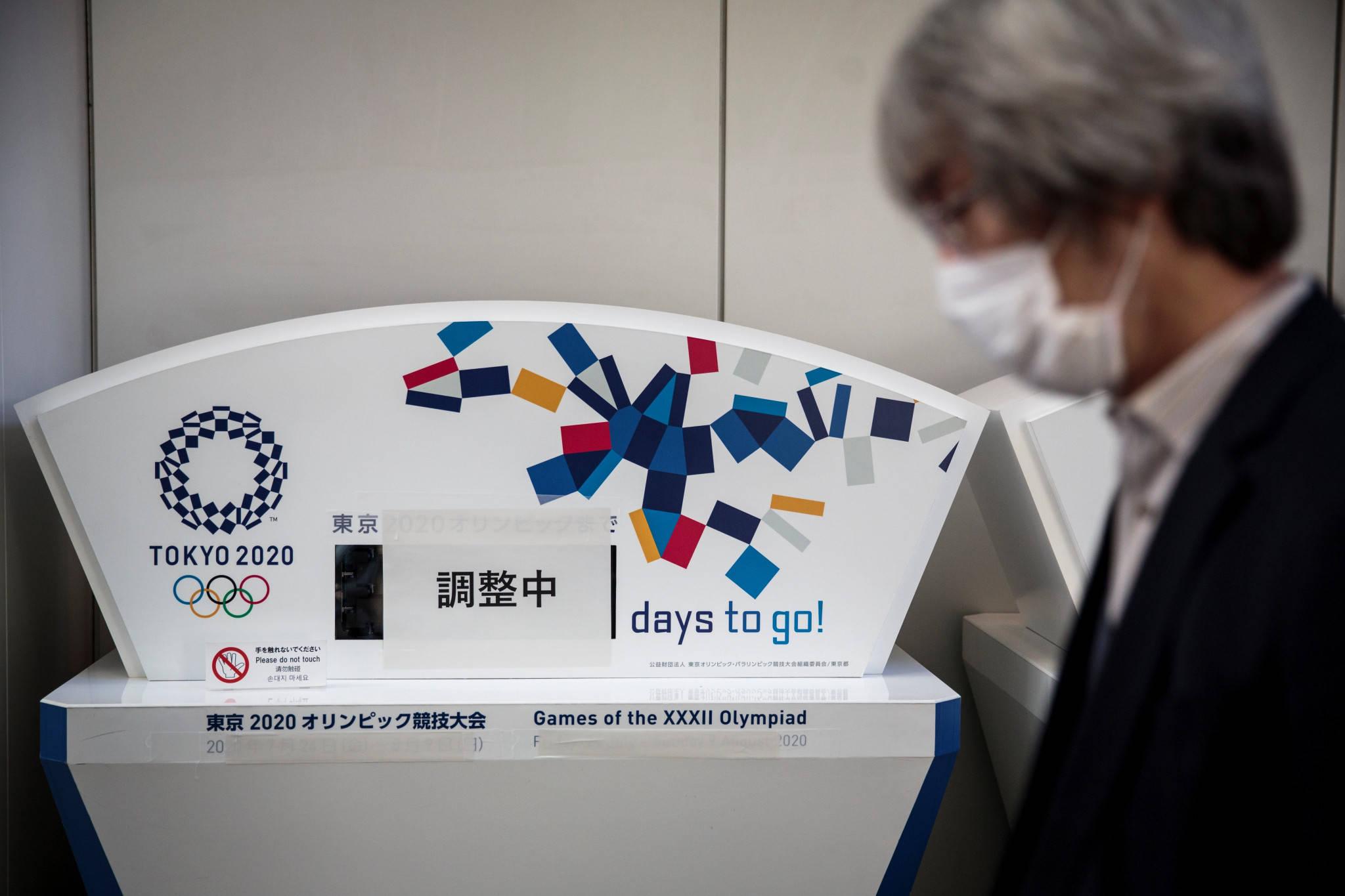 东京奥组委的一名员工证实 新冠肺炎感染病例总