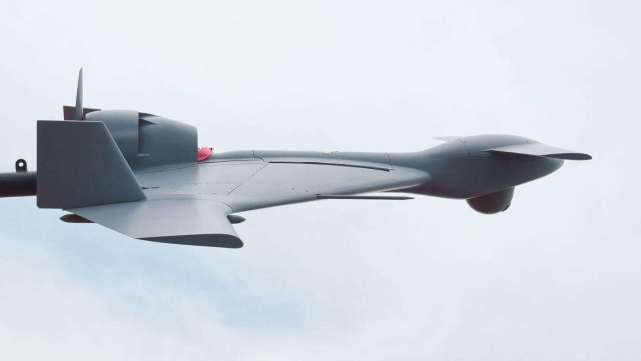 原创   无人机时代来临,一发炮弹摧毁7辆装甲车,巡戈弹的优势得到凸显    第3张