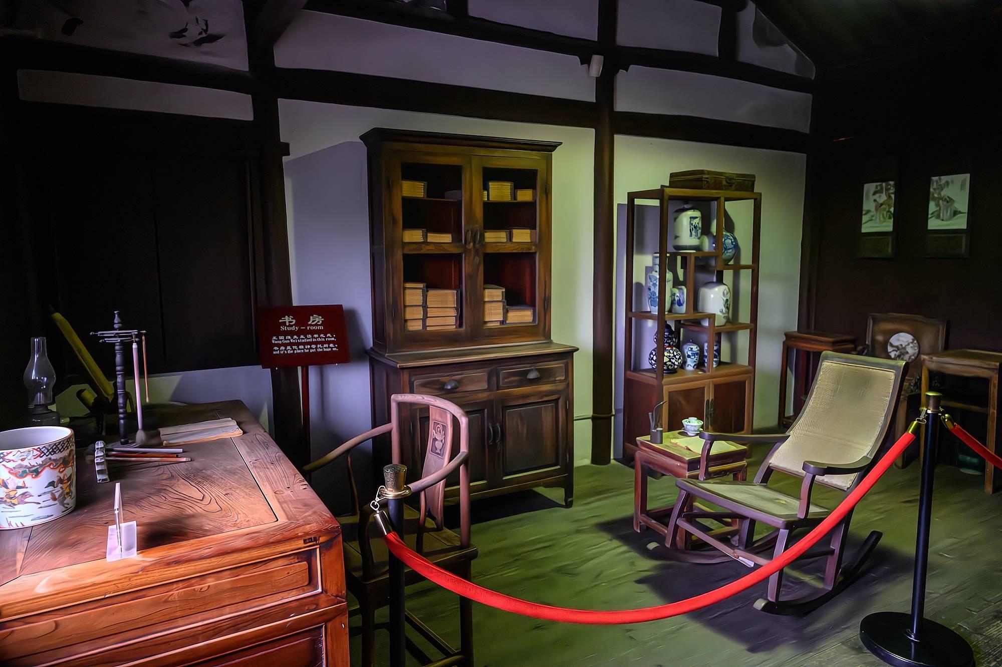 原创             江浙值得一去的3座名人故居,听名字很熟悉,去过的游客却不多