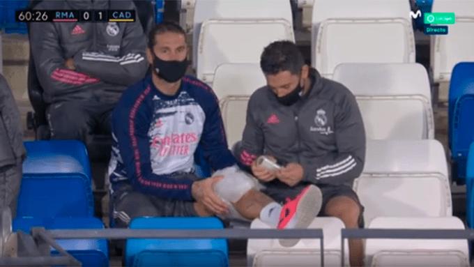 拉莫斯膝盖受伤或无缘国家德比 FIFA病
