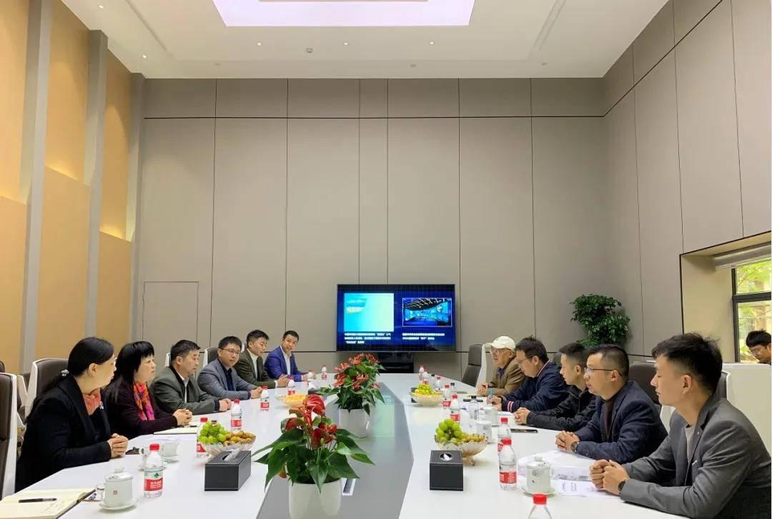 龙泉驿区大气智能大数据监管中心一期项目通过验收!