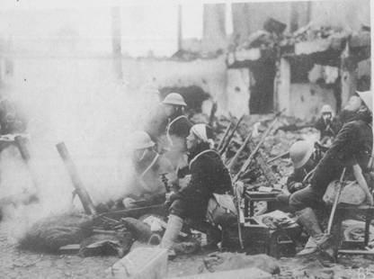 """""""八・一三""""淞沪战争背后的罪恶,复旦、同济等大学都被日寇摧毁"""