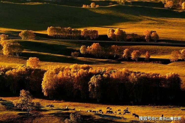 拍秋天景色,这些知识点一定要了解,可以帮你拍好秋景题材