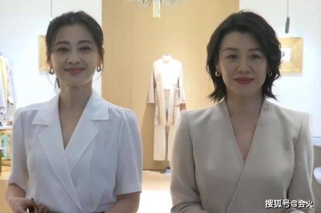 梅婷刘琳同框,《父母爱情》姑嫂引回忆,因戏起争执反成16年闺蜜
