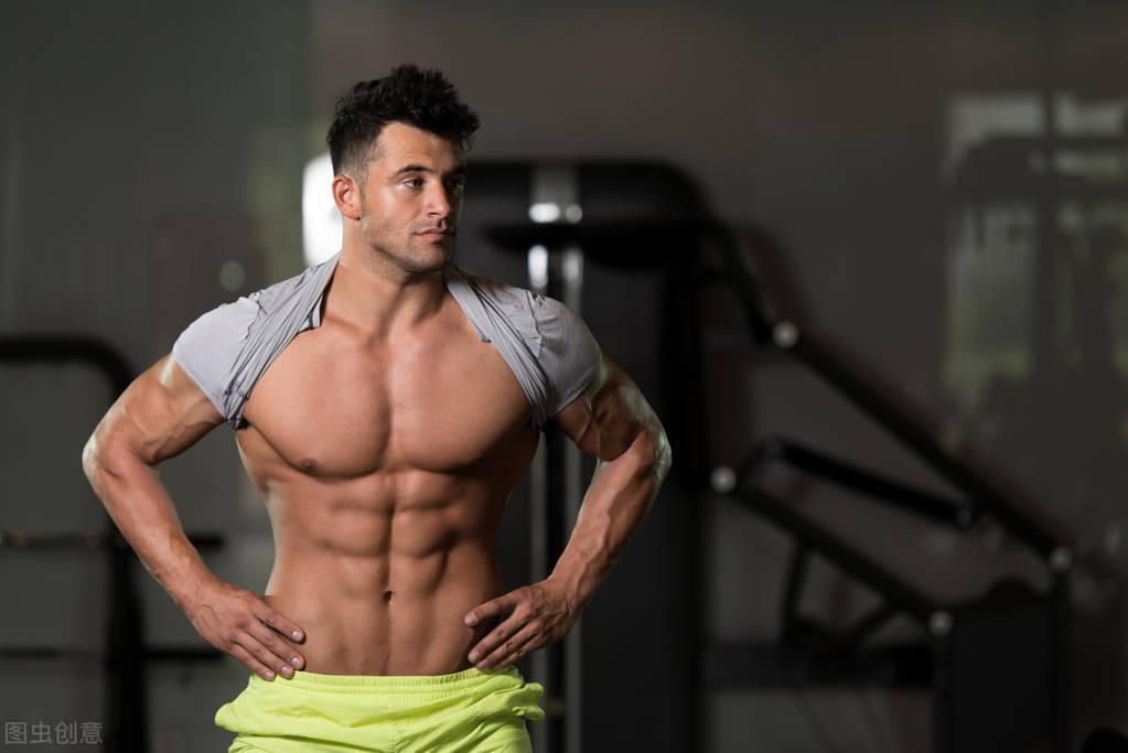 练腹肌最好的方法:先减脂,再虐腹!你做对了吗?