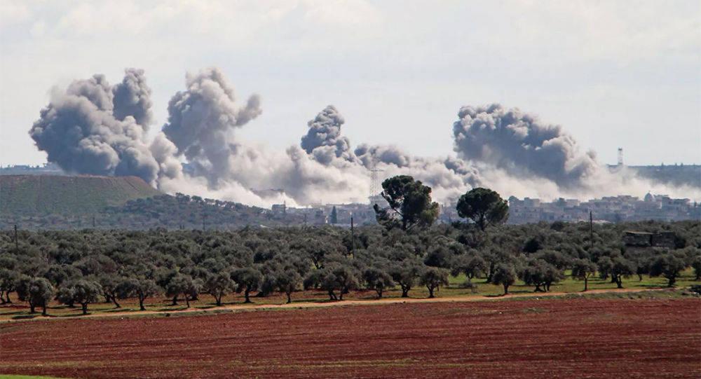 叛军突然疯狂反攻,连射数百枚炮弹,凶狠报复俄叙联军