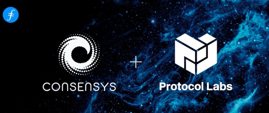 ipfs正舵者桥接Filecoin与以太坊社区协议实验室与ConsenSys达成合作