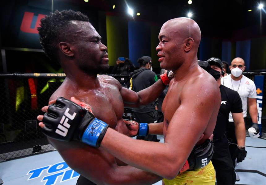 UFC格斗之夜181落幕 席尔瓦退役之战惨遭霍尔TKO