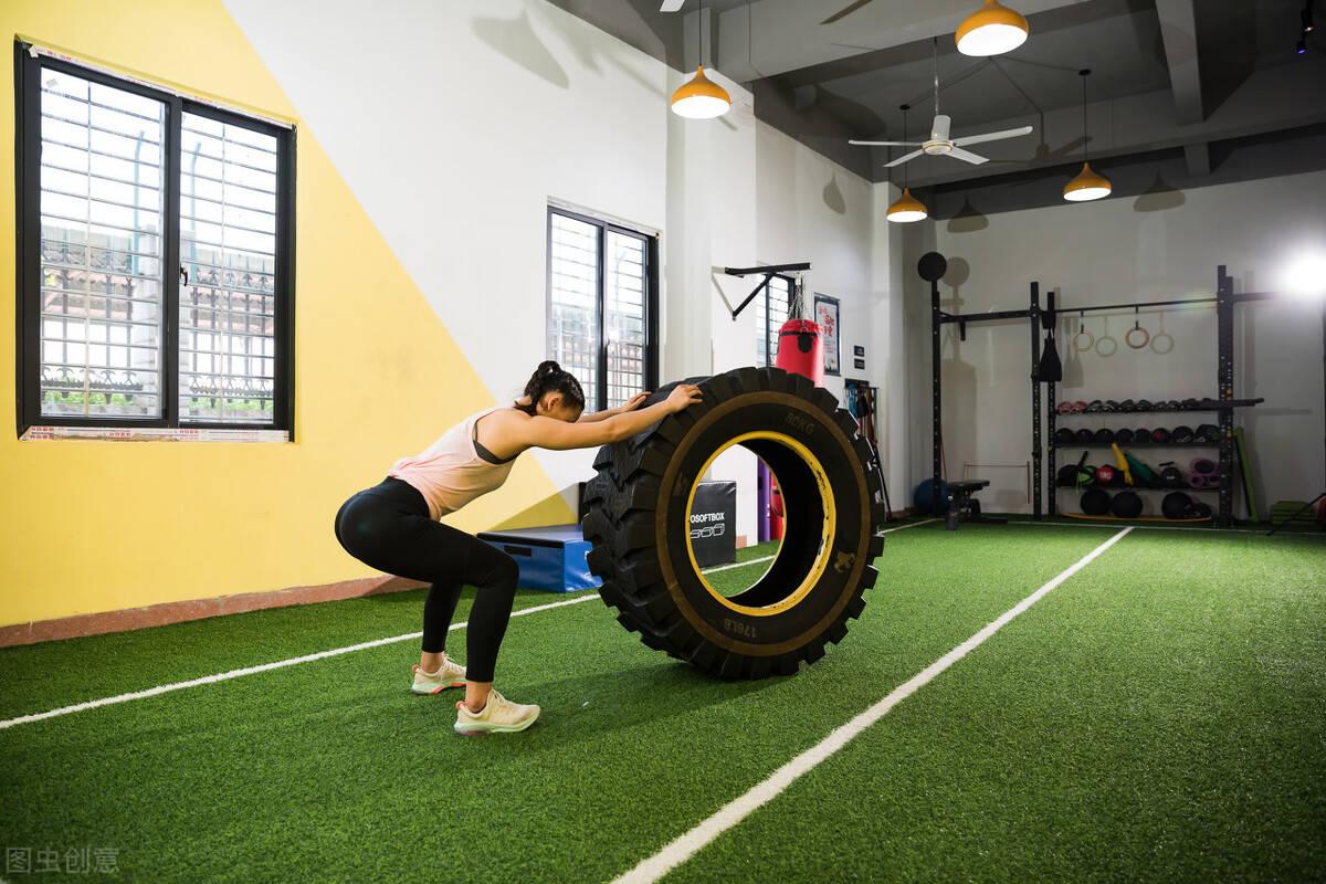 HIIT高强度燃脂训练法,每次20分钟,让身体持续燃脂一整天!