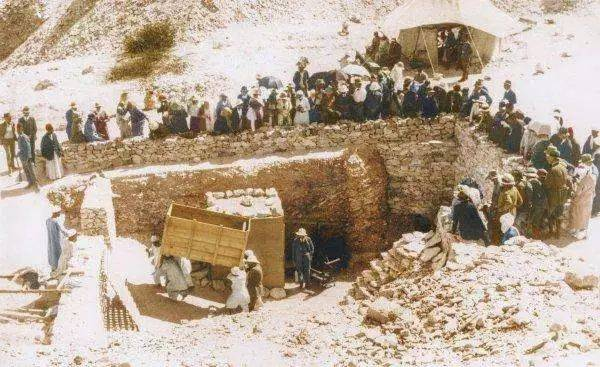 历史上的今天——1922年11月4日,埃及法老图坦卡蒙墓发现