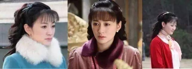 43岁李小冉生图惊人白成打光板!穿毛披风嫩回18岁,不p图就超美_颜色