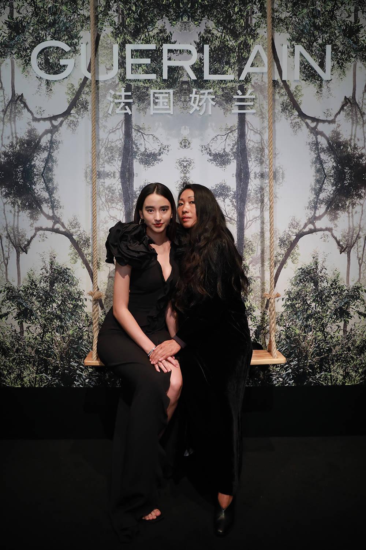 """李旻果女士及女儿李宛妲现身活动现场共享""""女·士精神""""的发动与传承"""