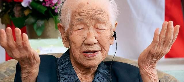世界最长寿老人117岁来自日本,她的秘诀不是运动,而是3件事