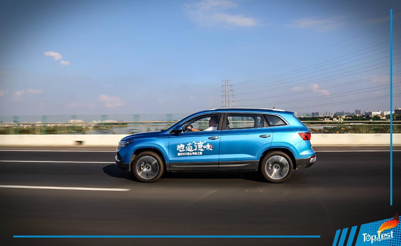 德系的品质/自主的价格 试驾一汽-大众捷达VS7