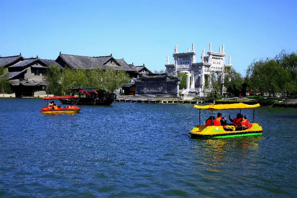 河南一座古镇,离开封市区22.5公里,比平遥古城魅力更佳