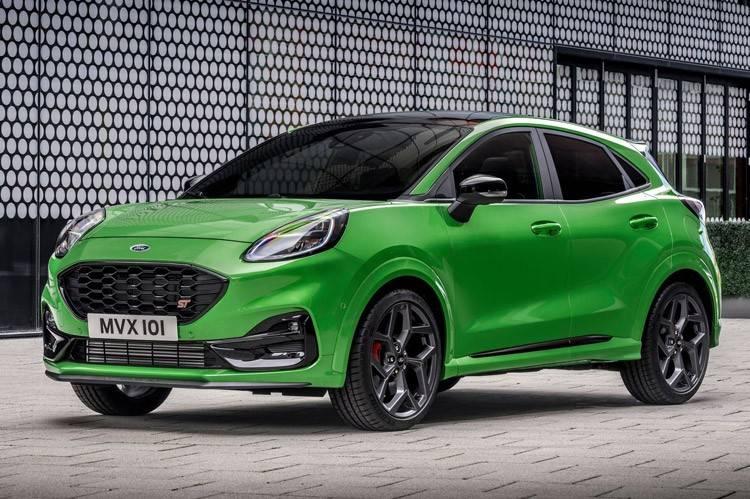 原加速6.7秒,3缸1.5T 6MT,福特的小型SUV有性能版!