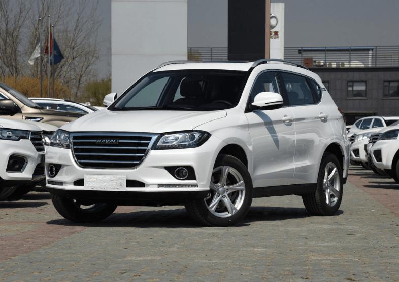 原装国产精品SUV库存,卖了5.39万,其中一款很经典