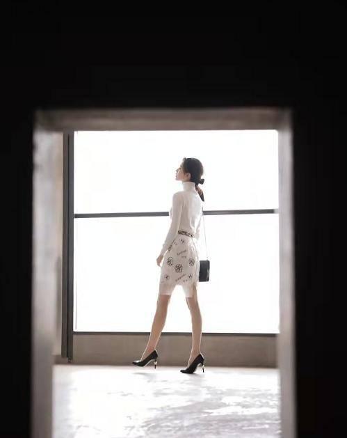 刘诗诗罕见高调!穿十万的裙子炫富气质太出众,跟杨幂同框竟稳赢