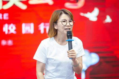 公筷公勺在行动丨VIIVA守卫健康公益行动-校园行之走进杭州