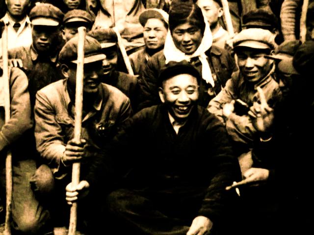 原创   肖劲光:黎川失守,受彭德怀保护,旱鸭子却被毛泽东钦点海军司令    第9张