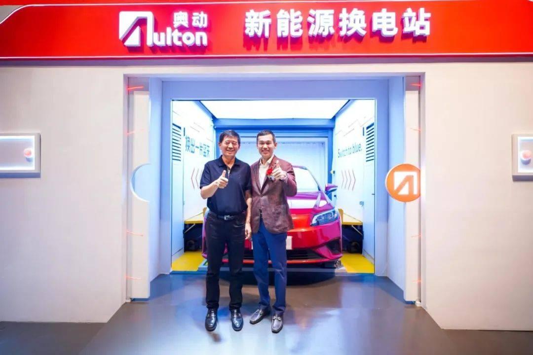 20秒变速,世界首个奥地利新能源惊艳广州车展