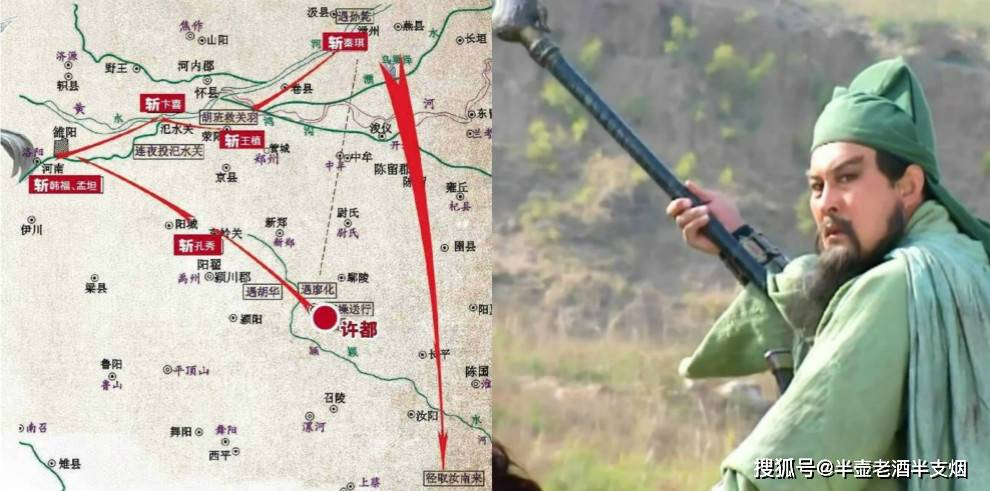 按照正史记载,五虎上将与五子良将带着同样兵力对战,能否打成两胜一负?