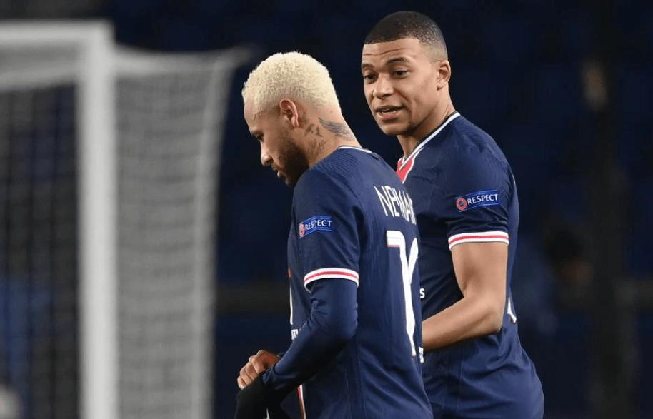 欧冠-迪马利亚造点内马尔主罚射中巴黎1-0小胜