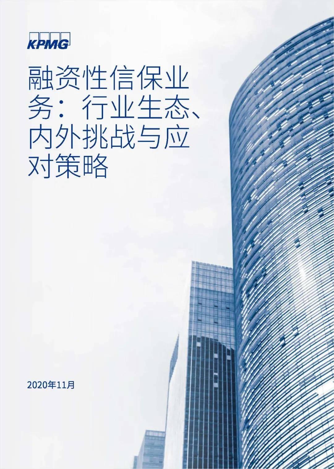 融资性信保业务报告【三】内部挑战及应对方案