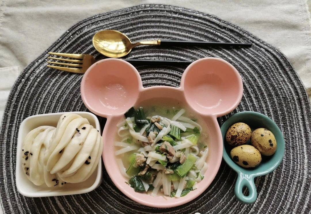 惠济区花园口幼儿园的食谱