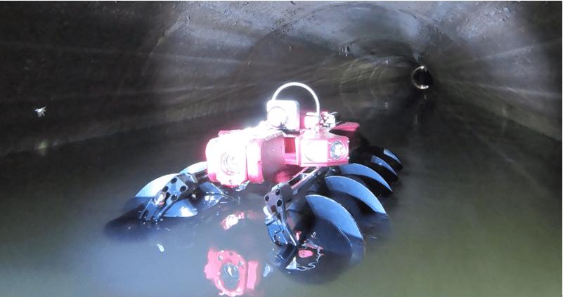 优质直流减速电机,复杂管道怎么检测,全地形管道机器人帮你排忧解难_管网