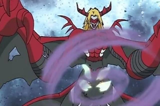 数码宝贝:身为第一位究极体,究极吸血魔兽和四天王的差距在哪里