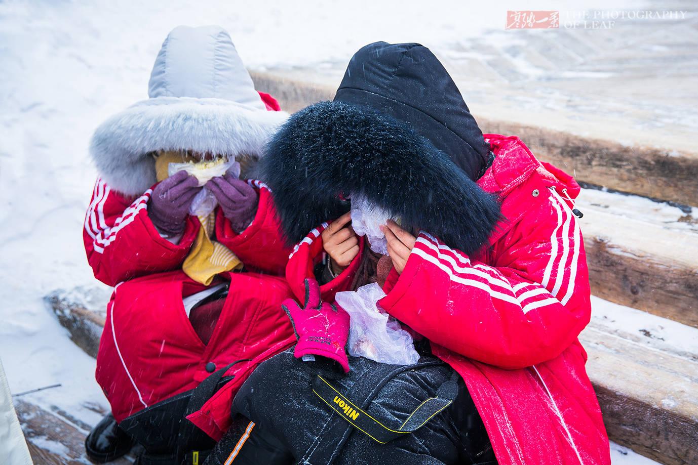 原创             老有人说南方冬天比北方冷,千万别信,不然去了东北冻到你怀疑人生