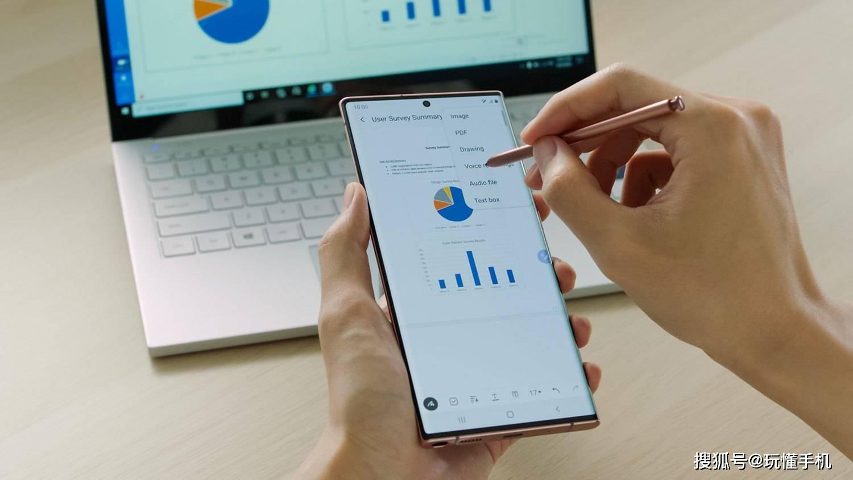 原创            三星或将在2022年取消Galaxy Note系列产品