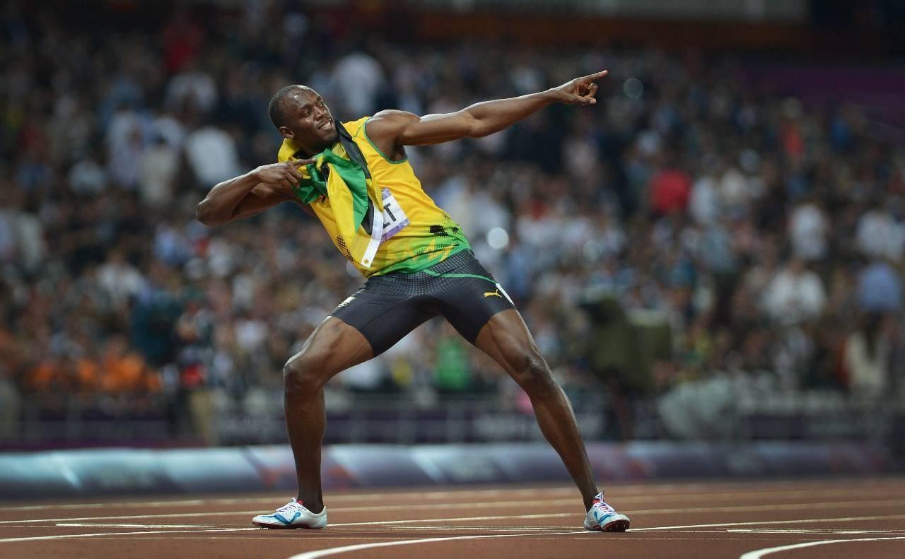 博尔特能打破100米,200米纪录,为何没能打破400纪录?