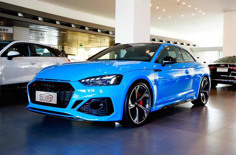 原貌,内饰微调,运动气质倍增,奥迪2020 RS5 Coupe实拍简评