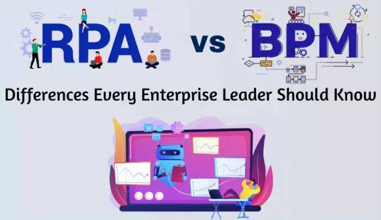 原创业务流程管理的前景如何?谈谈BPM和RPA融合发展的四个标志