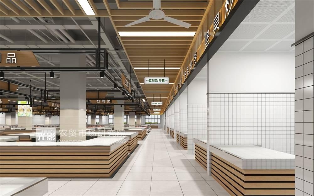 千亿体育登录: 晋城菜市场设计—晋城菜市场装修设计—晋城菜市场设计图(图2)