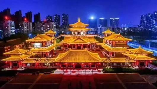洛阳上阳宫文化博物馆——洛阳研学系列推荐