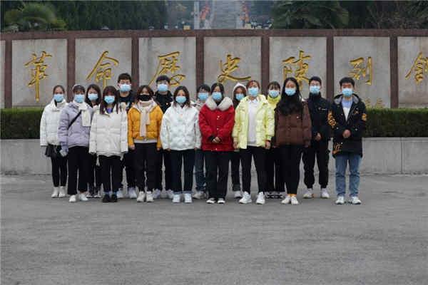 """蚌埠学院理学院开展""""志在我心,愿为你动""""志愿活动"""