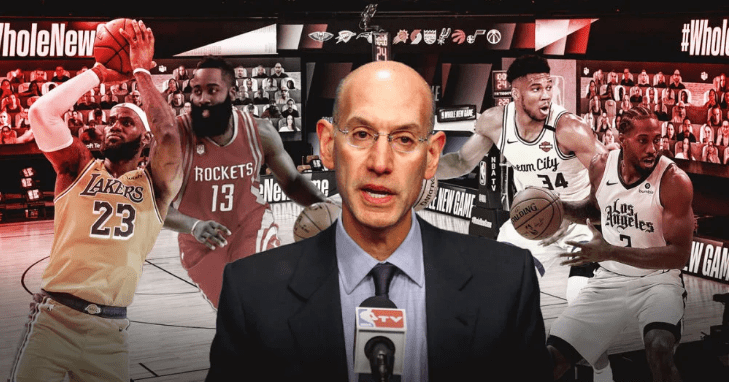 NBA突然颁布新规!网友:这是在公然针对哈登