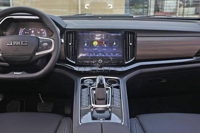 原装2020 Yusheng S350:国产硬核SUV,内饰进步很大,动力不错