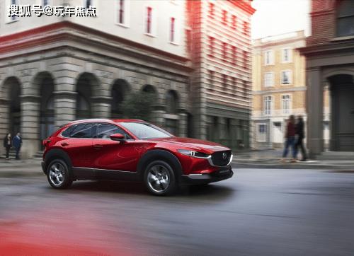 2020年汽车报价分析,长安马自达cx30性价比高,可以大量使用