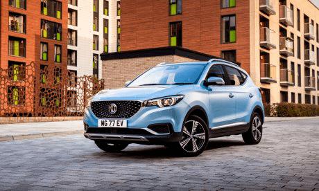 名爵明年将在欧洲推两款电动汽车