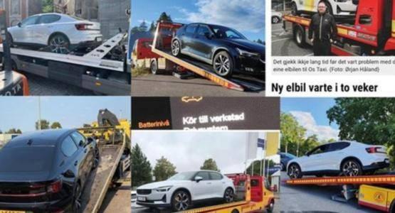 安全隐患汽车召回呈上升趋势;蔚来领跑高端电动车