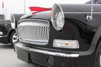 原创研发新车,希望复兴红旗品牌,新车造型很霸气!