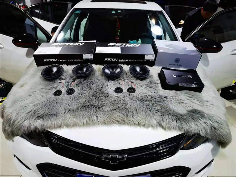 完美适合你的音乐需要武汉歌德雪佛兰科鲁兹汽车音响改装