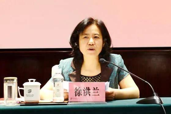 原创 中央巡视组结束巡视当天,武汉副市长徐洪兰落马