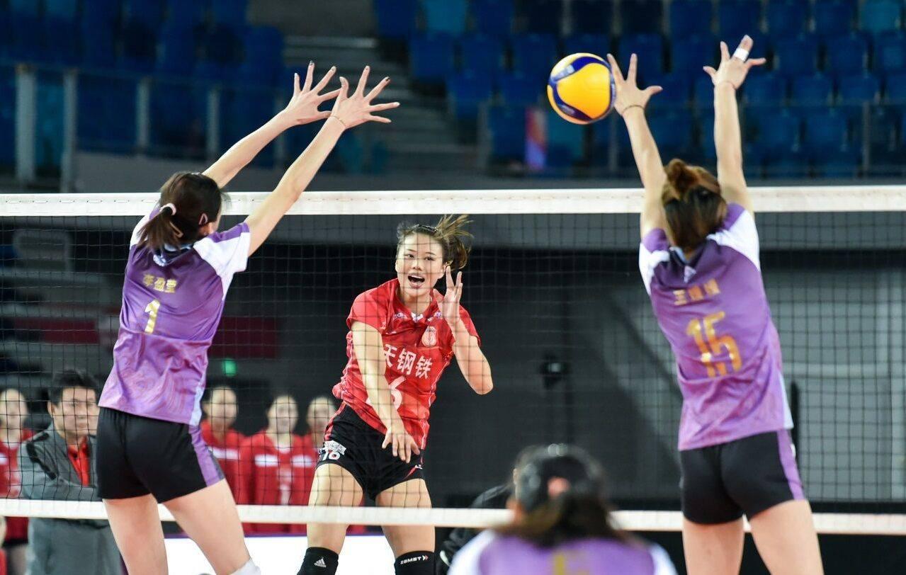 朱婷张常宁领衔占四强三席 北京女排创近九届最差战绩