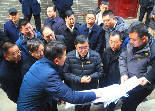 一号站平台登录下载:自然资源部副部长凌月明来杨珊考察地质灾害综合防治体系建设